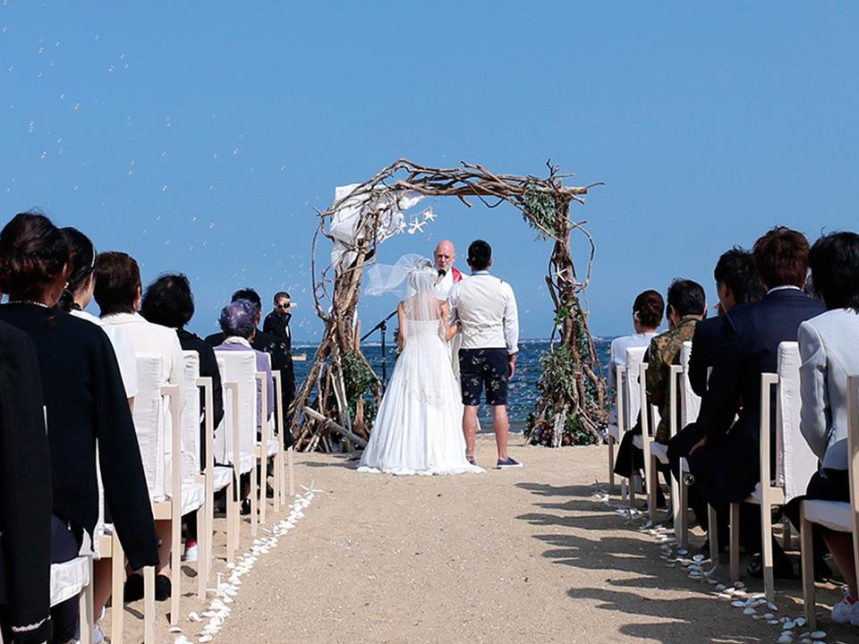 ウエディングアイランド マリゾンのブライダルフェア情報 結婚式の前